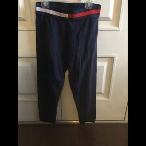 Tommy Hilfiger sport medium cropped leggings